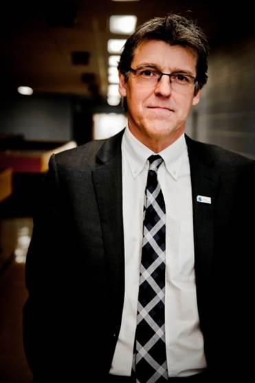 Photo: Monsieur Guy Dumais, directeur général du Collège Shawinigan